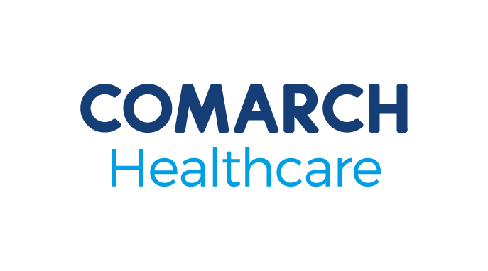 comarch healthcare logo basic